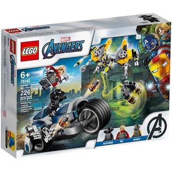 LEGO Super Heroes Sets: Marvel 76142 Avengers Speeder Bike Attack NEW