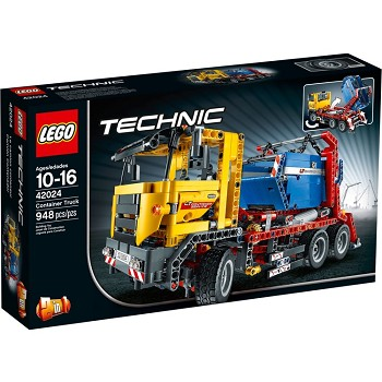 LEGO Technic Sets: 42024 Container Truck NEW