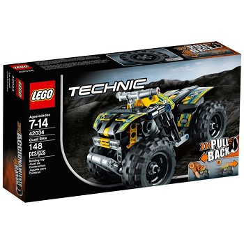 LEGO Technic Sets: 42034 Quad Bike NEW