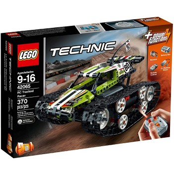 LEGO Technic Sets: 42065 RC Tracked Racer NEW