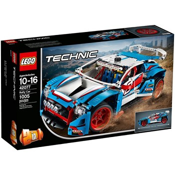 LEGO Technic Sets: 42077 Rally Car NEW
