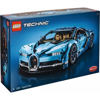 LEGO Technic Sets: 42083 Bugatti Chiron NEW