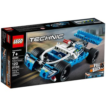 LEGO Technic Sets: 42091 Police Pursuit NEW
