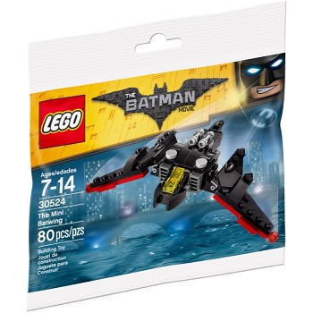 LEGO The LEGO Batman Movie Sets: 30524 The Mini Batwing NEW