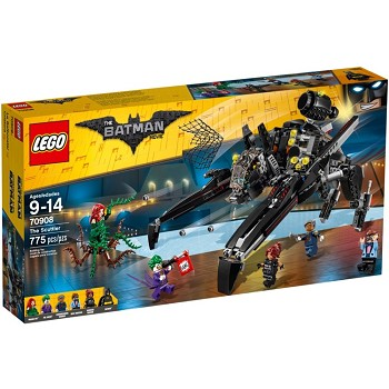 LEGO The LEGO Batman Movie Sets: 70908  The Scuttler NEW