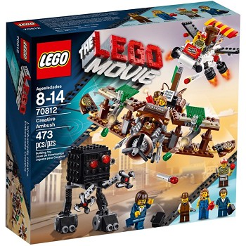 LEGO The LEGO Movie Sets: 70812 Creative Ambush NEW