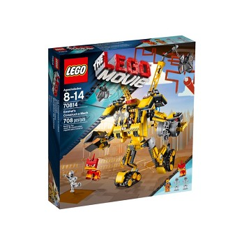 LEGO The LEGO Movie Sets: 70814 Emmet's Construct-o-Mech NEW