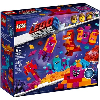 LEGO The LEGO Movie Sets: The LEGO Movie 2 70825 Queen Watevra's Build Whatever Box! NEW