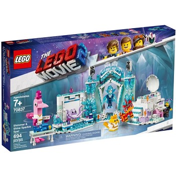 LEGO The LEGO Movie Sets: The LEGO Movie 2 70837 Shimmer & Shine Sparkle Spa! NEW