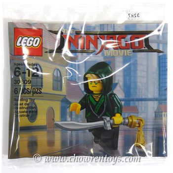 LEGO The LEGO Ninjago Movie Sets: 30609 Lloyd NEW