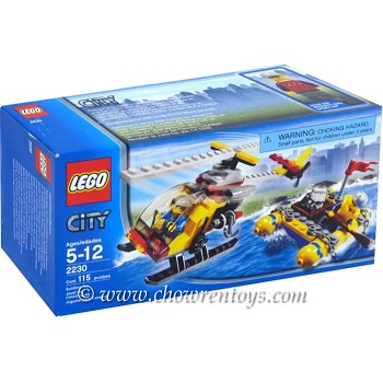 LEGO Town Sets: City 2230 Airline Promotional Set NEW