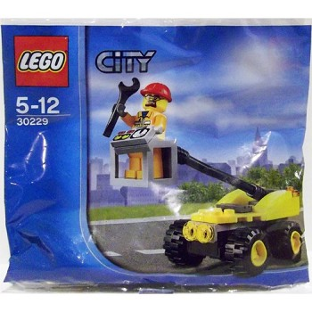 LEGO Town Sets: City 30229 Repair Lift NEW