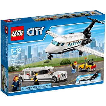 LEGO Town Sets: City 60102 VIP Service NEW
