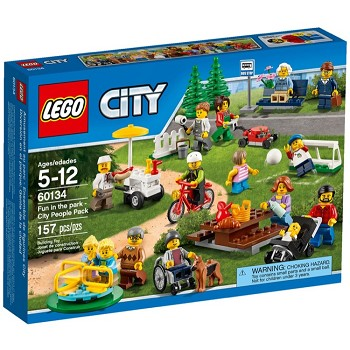 LEGO Town Sets: City 60134 Fun in the Park - City People Pack NEW