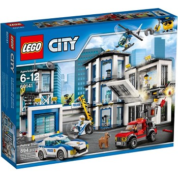 LEGO Town Sets: City 60141 Police Station NEW