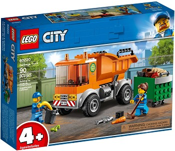 LEGO Town Sets: 60220 City Garbage Truck NEW