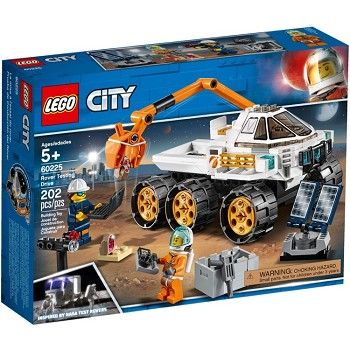 LEGO Town Sets: City 60225 Rover Testing Drive NEW