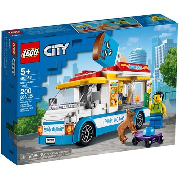 LEGO Town Sets: City 60253 Ice-Cream Truck NEW