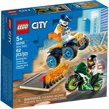 LEGO Town Sets: City 60255 Stunt Team NEW
