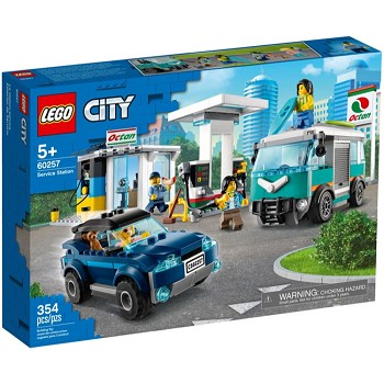 LEGO Town Sets: City 60257 Service Station NEW