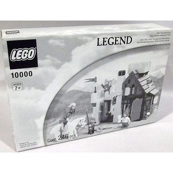 LEGO Legends Sets: 10000 Guarded Inn NEW