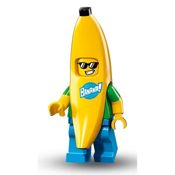 LEGO Collectible Minifigures: 71013 Series 16 Banana Guy NEW