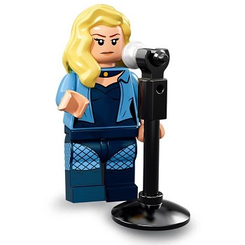 LEGO Collectible Minifigures: 71020 The LEGO Batman Movie Series 2 Black Canary NEW
