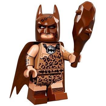 LEGO Collectible Minifigures: 71017 The LEGO Batman Movie Series Clan of the Cave Batman NEW
