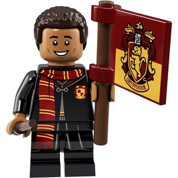 LEGO Collectible Minifigures: 71022 Harry Potter Series Dean Thomas NEW