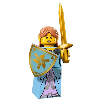 LEGO Collectible Minifigures: 71018 Series 17 Elf Maiden NEW