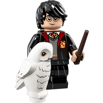 LEGO Collectible Minifigures: 71022 Harry Potter Series Harry Potter NEW