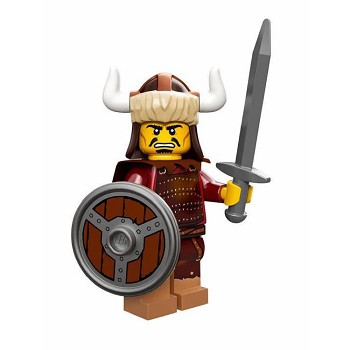 LEGO Collectible Minifigures: 71007 Series 12 Hun Warrior NEW