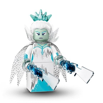 LEGO Collectible Minifigures: 71013 Series 16 Ice Queen NEW