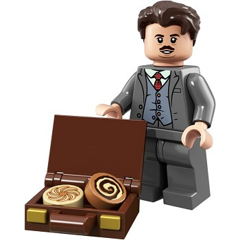 LEGO Collectible Minifigures: 71022 Harry Potter Series Jacob Kowalski NEW