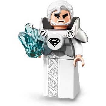 LEGO Collectible Minifigures: 71020 The LEGO Batman Movie Series 2 Jor-El NEW