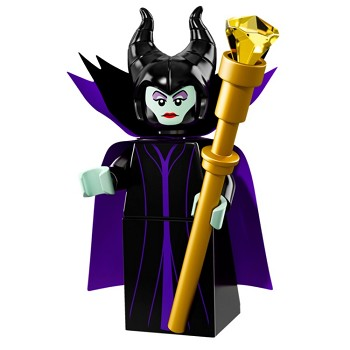 LEGO Collectible Minifigures: 71012 The Disney Series Maleficent NEW