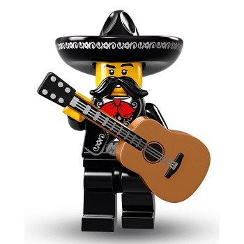 LEGO Collectible Minifigures: 71013 Series 16 Mariachi NEW