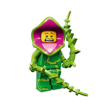 LEGO Collectible Minifigures: 71010 Series 14 Plant Monster NEW