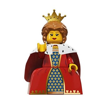 LEGO Collectible Minifigures: 71011 Series 15 Queen NEW