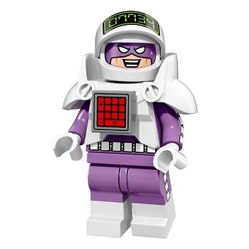 LEGO Collectible Minifigures: 71017 The LEGO Batman Movie Series The Calculator NEW
