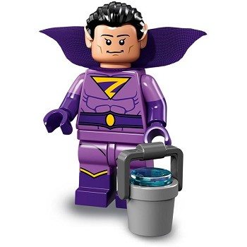 LEGO Collectible Minifigures: 71020 The LEGO Batman Movie Series 2 Wonder Twin (Zan) NEW