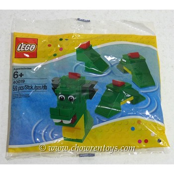 LEGO Exclusives Sets: 40019 Brickley The Sea Serpent NEW