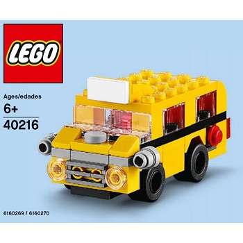 LEGO Exclusives Sets: 40216 School Bus NEW