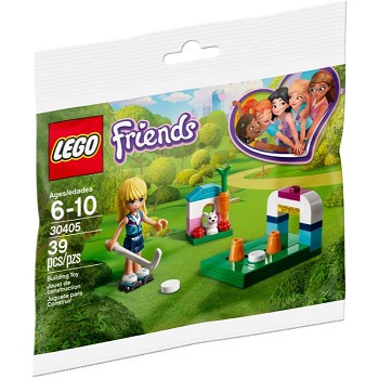 LEGO Friends Sets: 30405 Stephanie's Hockey Practice NEW