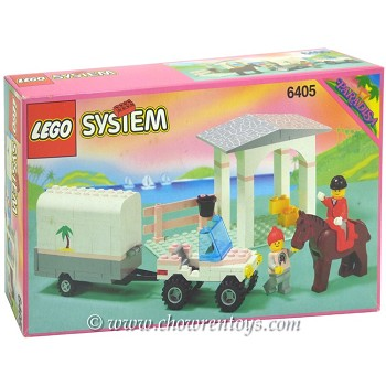 LEGO Town Sets: Paradisa 6405 Sunset Stables NEW