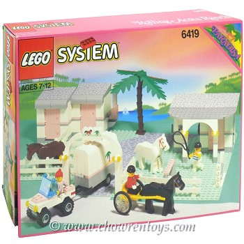LEGO Town Sets: Paradisa 6419 Rolling Acres Ranch NEW