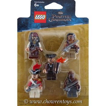 LEGO Pirates of the Caribbean Sets: 853219 Battle Pack Minifigures NEW