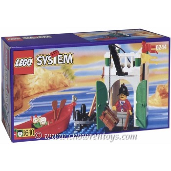 LEGO Pirates Sets: 6244 Armada Sentry NEW