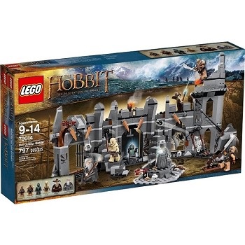 LEGO The Hobbit Sets: 79014 Dol Guldur Battle NEW
