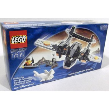 LEGO Town Sets: Promotional 1100 Sky Pirates NEW